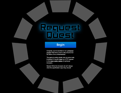 Request Quest