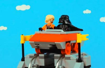 LEGO Star Wars : Happy Father's Day!