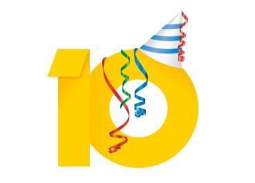 Google Adsense 10周年
