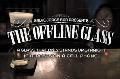 The Offline Glass