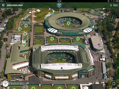 The Championships, Wimbledon 2013 for iPad