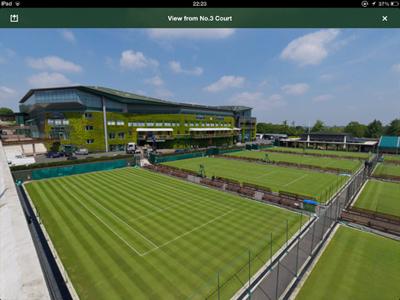 The Championships, Wimbledon 2013 for iPad