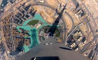 世界で一番高いビル、ブルジュ・ハリーファにGoogle Street Viewが入った!
