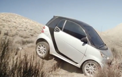 Smart Fortwo Spot Offroad