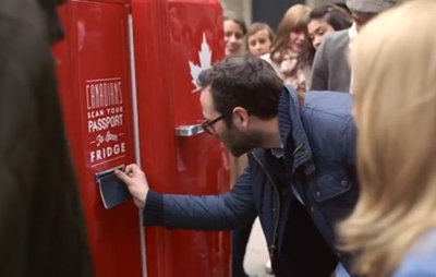 Molson Canadian | The Beer Fridge