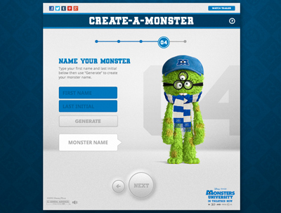 Create-A-Monster