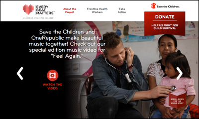 Every Beat Matters™ | A Campaign by Save the Children