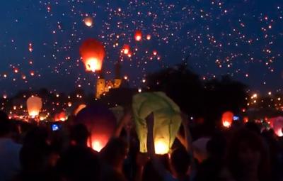 Poznan Lantern Festival 2013