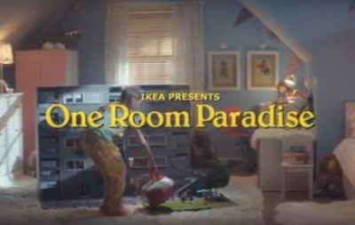 One Room Paradise