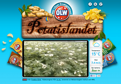 OLW - Potatislandet