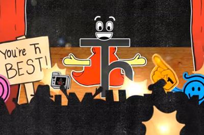The Ћ Symbol App