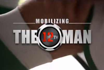 Mobilizing The 12th Man