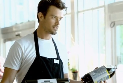 Diet Pepsi and Josh Duhamel Present Check Out