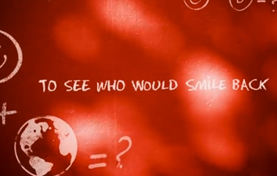 Coca-Cola Smile Back -- Smiling Faces Around the World