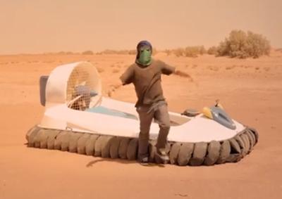 Heineken Dropped – Morocco | Dark Cold Drive