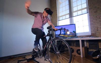 PaperDude VR