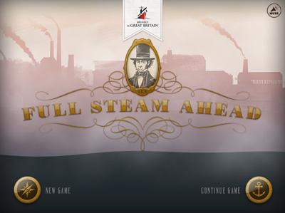 Full Steam Ahead | ss Great Britain