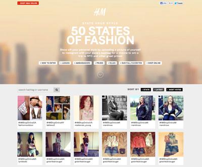 50 States of Fashion