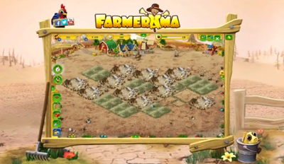 Farmageddon - The first online drought