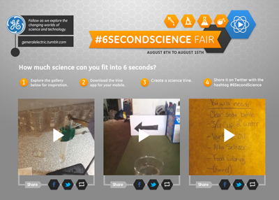 6SecondScience Fair