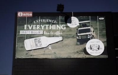 Crafty ads by Crafty Beggars
