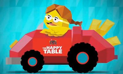 McDonald's: Happy Table