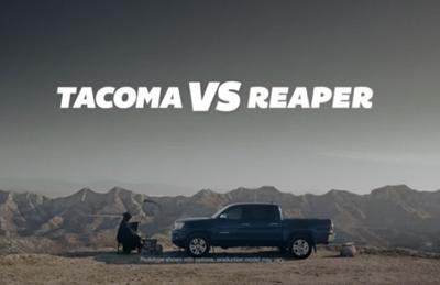 Toyota Tacoma VS Reaper