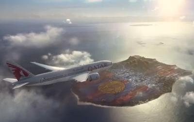 FC Barcelona and Qatar Airways, a team that unites the world