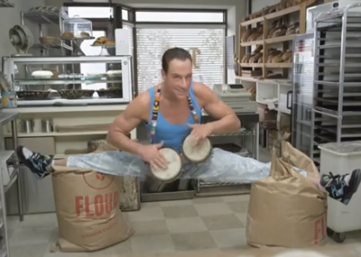 GoDaddy Presents - The Baker featuring Jean-Claude Van Damme