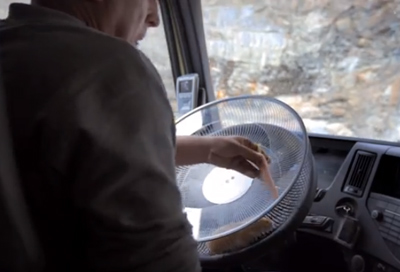 Volvo Trucks - The Hamster Stunt