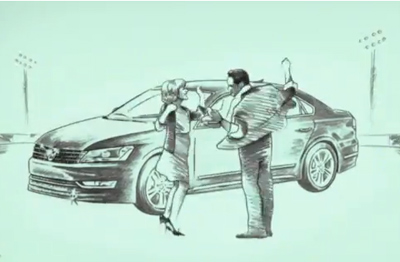 Volkswagen Feeling Carefree Commercial