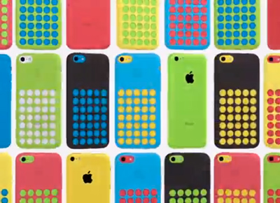 Apple - iPhone 5c - Designed Together