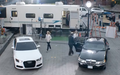 Claire Danes' Choice -- Audi Smart Performer video