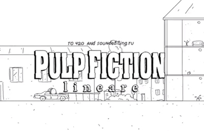 Speedrun: Pulp Fiction in 60 seconds