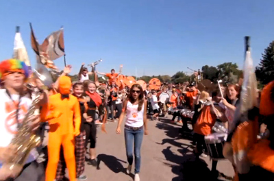 Lakewood High School Lip Dub 2013 - Roar