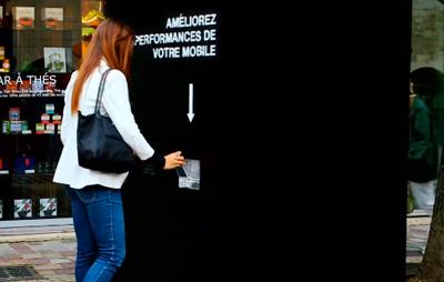 Un appareil améliore radicalement les performances des mobiles