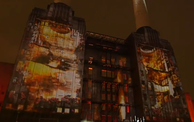 Bear Grylls: Escape From Hell Battersea Power Station