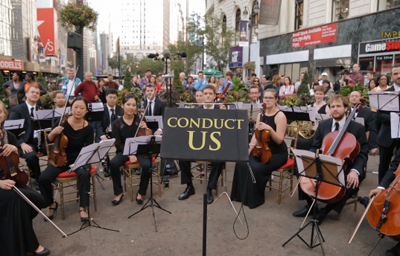 Conduct Us - Orchestra Surprise!
