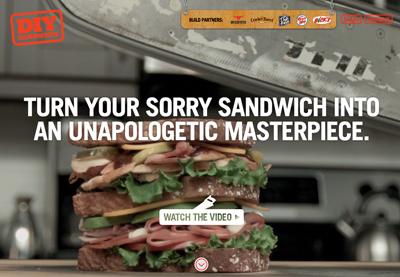 DIY Sandwich