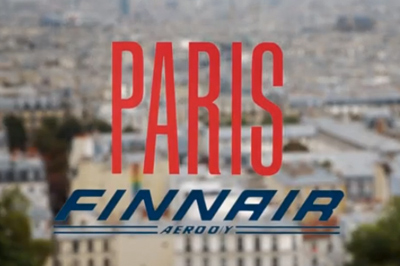 The City of Love - Celebrating 60 Years to Paris | Finnair