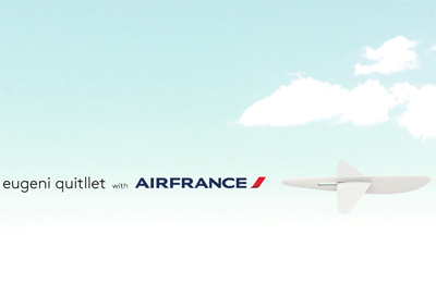 AIR FRANCE COLLECTION - EUGENI QUITLET