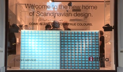 Makeover Stories of Iittala's Esplanadi Flagship Store