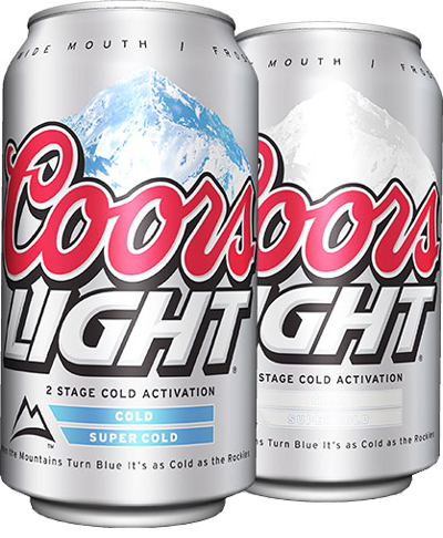 cold-activated cans