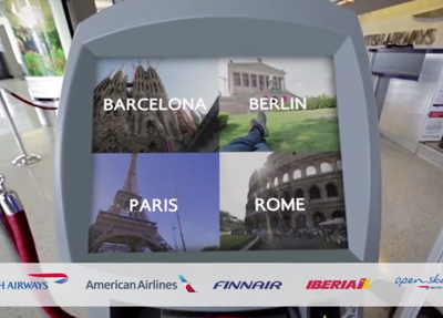 Travel Europe - Discover Yourope with British Airways
