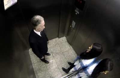 Frightening October: Elevator
