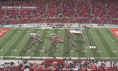 Ohio State Marching Band – Gettysburg Address