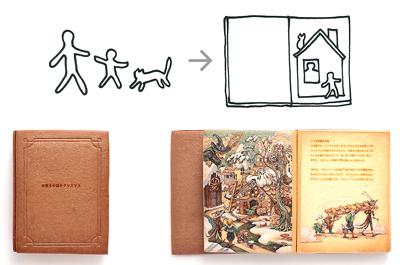 物語をつくろう。世界にひとつだけのお菓子の絵本プレゼントキャンペーン | 無印良品