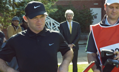 Straight Down the Middle feat. Wayne Rooney & Rory McIlroy