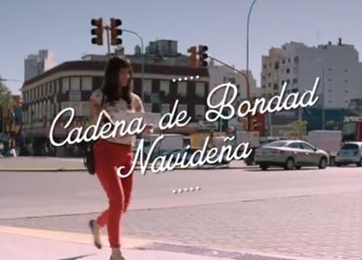 Cadena de Bondad Navideña de Coca-Cola