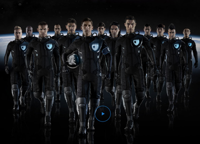 GALAXY 11 - Football Will Save the Planet